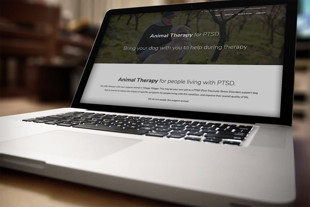 Animal Therapy Counselling