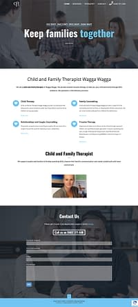 Child and Family Therapist